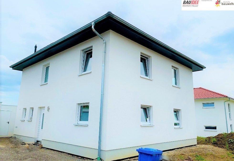 wir bauen eine Stadtvilla in Beffendorf
