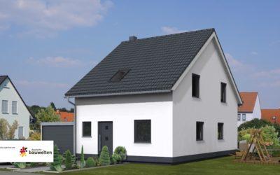 Satteldachhaus in Rottenburg